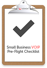 Small Business VoIP Pre-Flight Checklist
